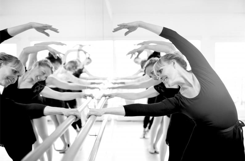 Online Ballet & Dance Classes for Adults anytime anywhere direct to you at home in the UK